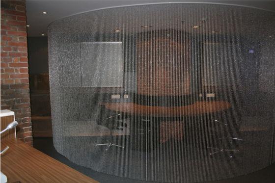 Bunte Kettenglied Vorhang Küchen Fenster Vorhang Rostbeständigkeit