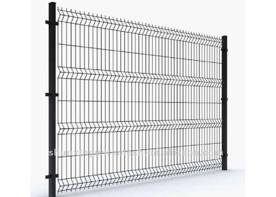 Zaun der geschweißten Masche en ventes - Qualität Zaun der ...